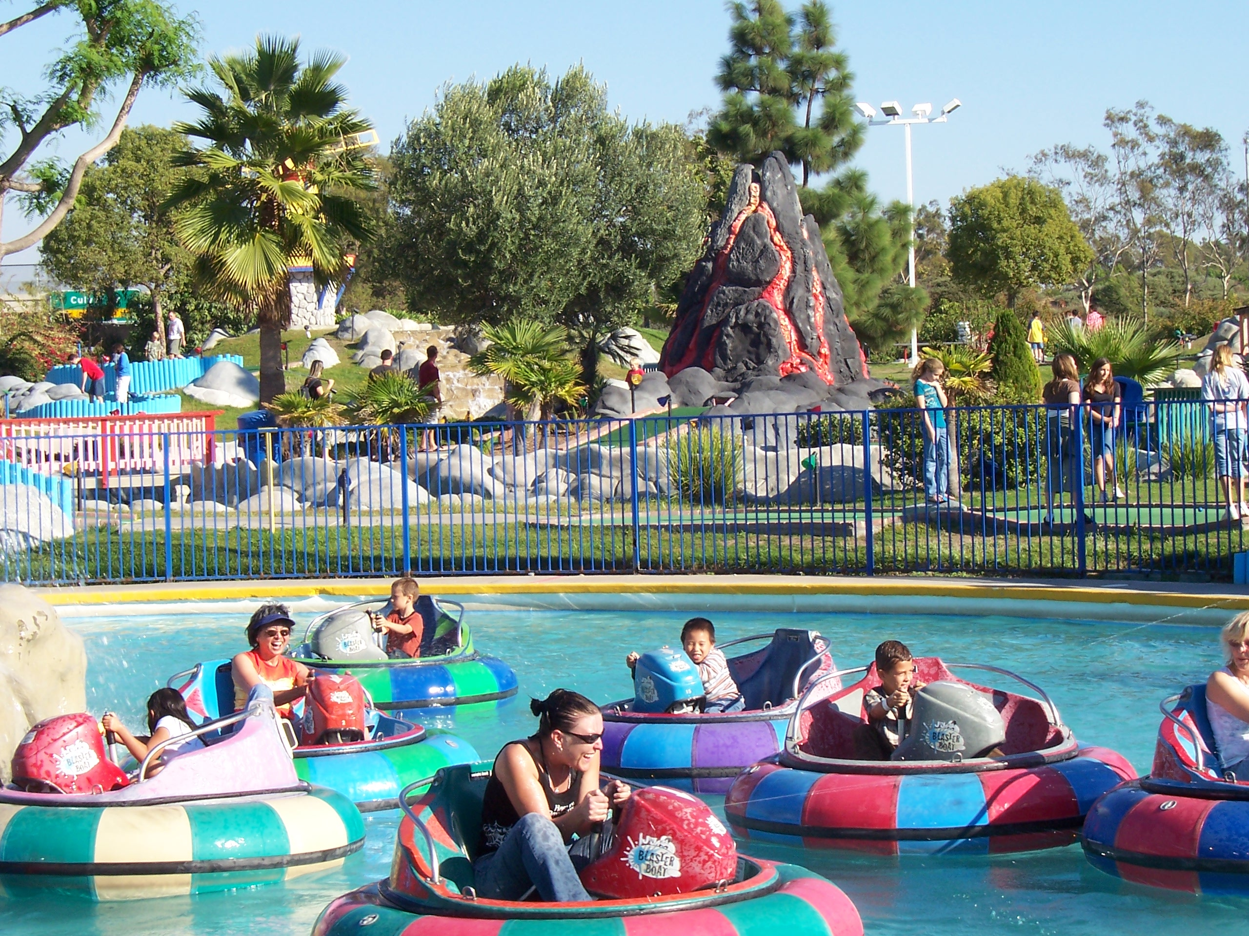 Boomers Arcade and Amusement Park | Things to do in Orange ...